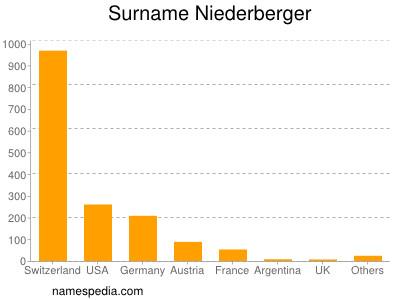Familiennamen Niederberger