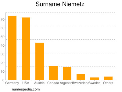 Surname Niemetz