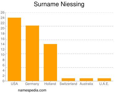 Surname Niessing