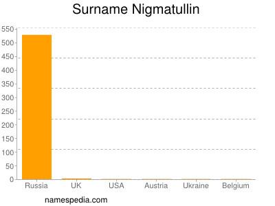 Surname Nigmatullin