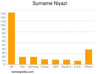 Surname Niyazi