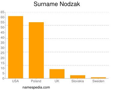 Surname Nodzak