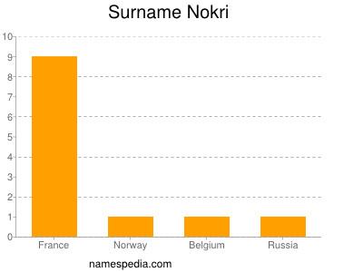 Surname Nokri