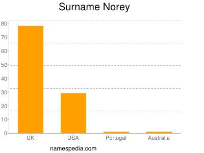 Surname Norey