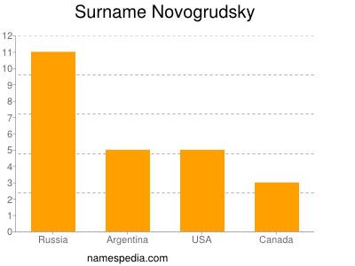 Surname Novogrudsky
