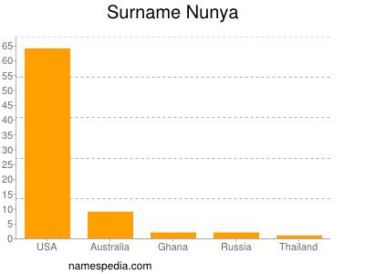 Surname Nunya