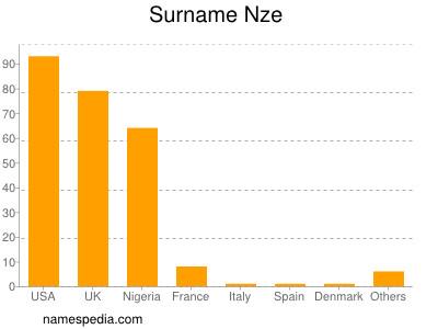 Familiennamen Nze