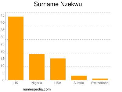 Surname Nzekwu