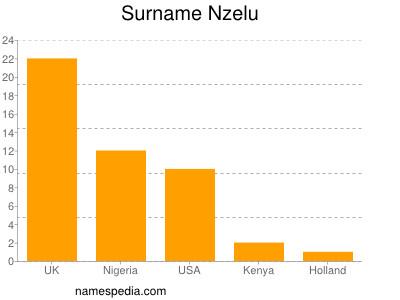 Familiennamen Nzelu