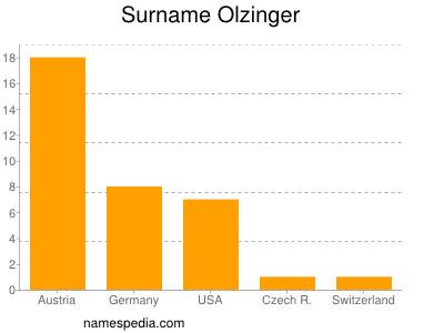 Surname Olzinger