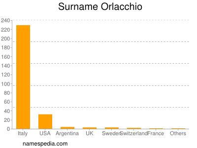 Surname Orlacchio