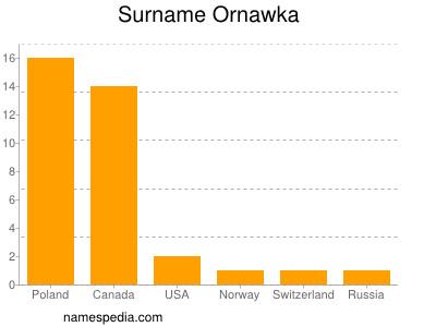 Familiennamen Ornawka