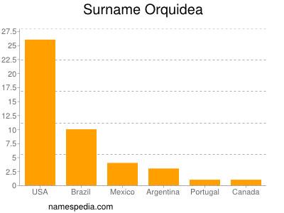 Surname Orquidea