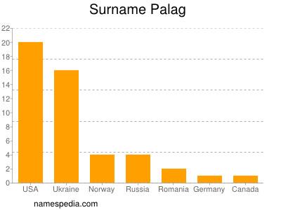 Surname Palag