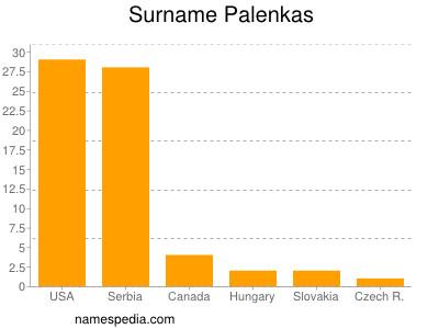 Surname Palenkas