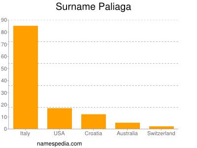 Surname Paliaga