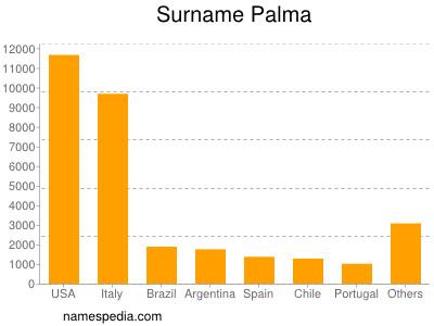 Surname Palma