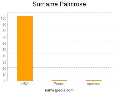 Surname Palmrose