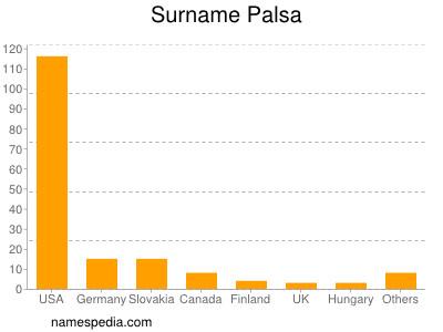 Surname Palsa