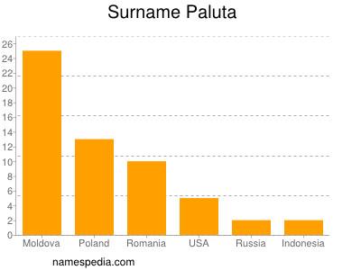 Surname Paluta