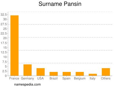 Surname Pansin