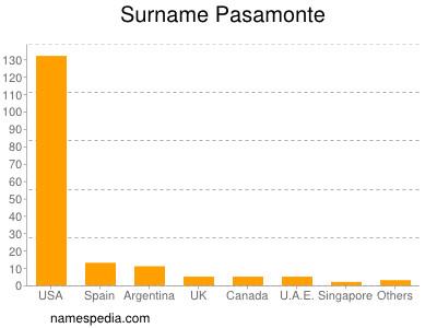 Surname Pasamonte
