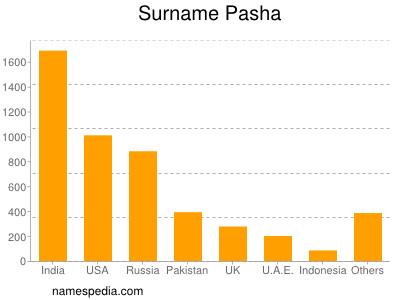 Surname Pasha