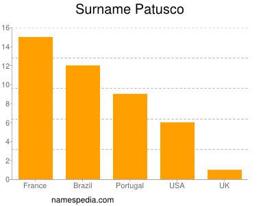 Surname Patusco