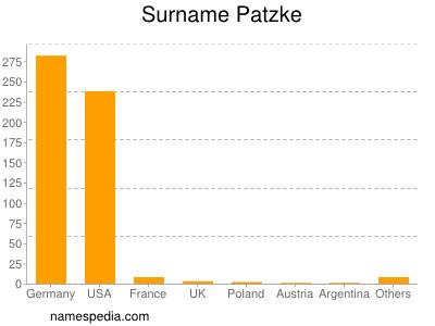 Surname Patzke