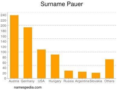 Surname Pauer