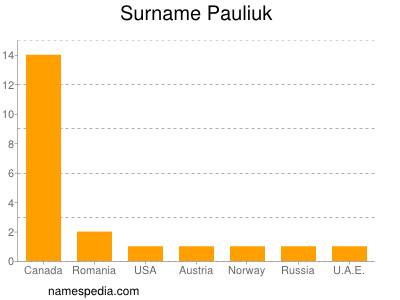 Surname Pauliuk
