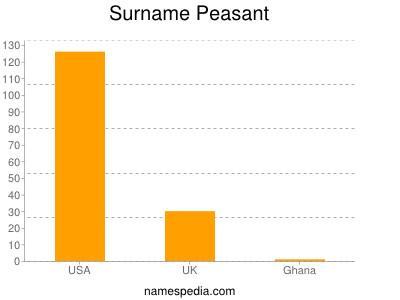 Surname Peasant