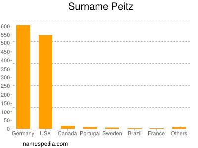 Surname Peitz
