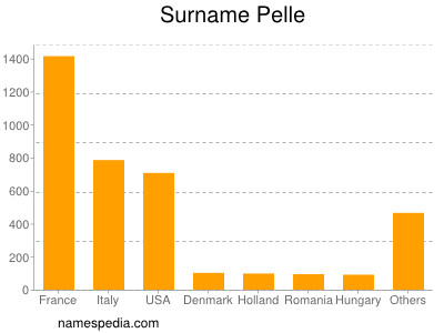 Surname Pelle