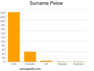 Surname Pelow