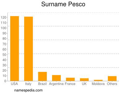 Surname Pesco