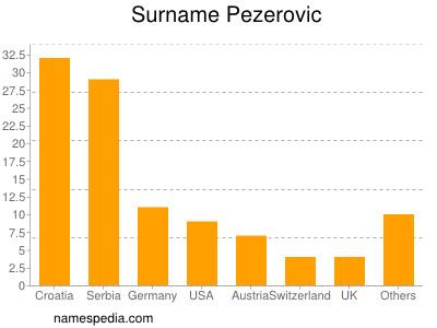 Surname Pezerovic