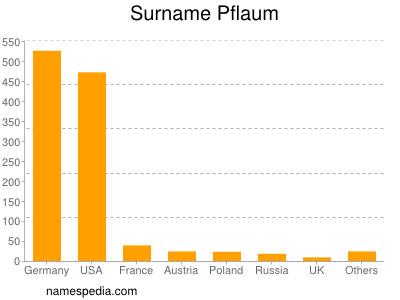 Surname Pflaum