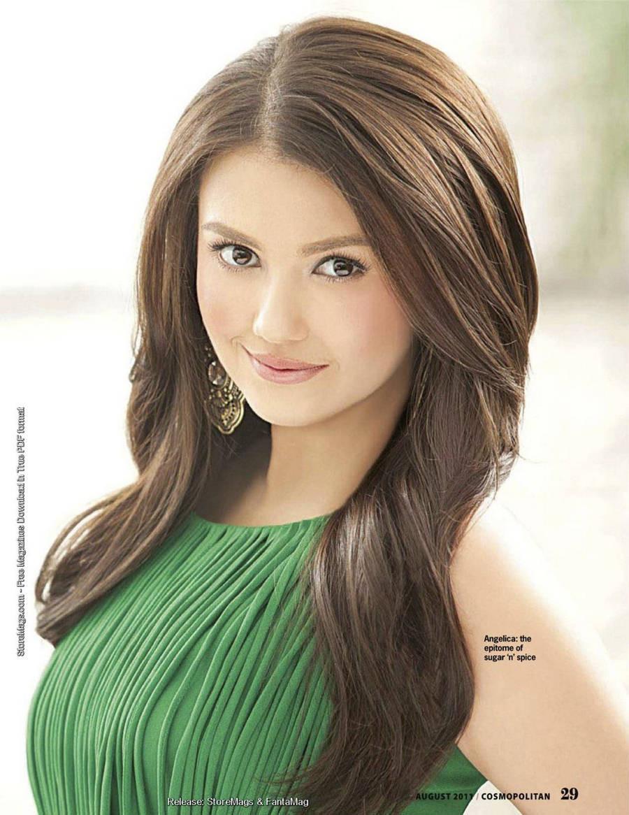 Самые красивые филиппинки
