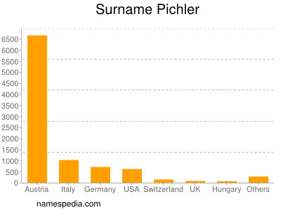 Surname Pichler