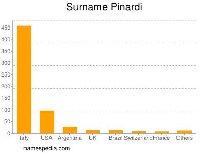 Surname Pinardi