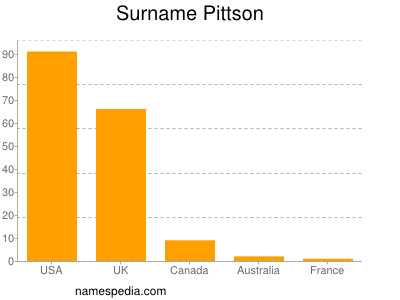 Surname Pittson
