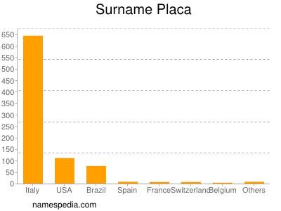 Surname Placa