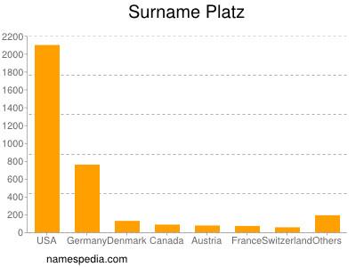 Surname Platz