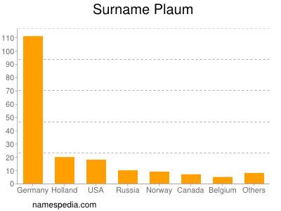Surname Plaum