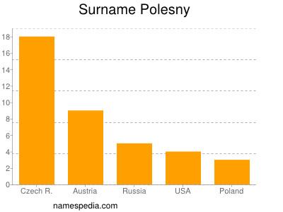 Surname Polesny