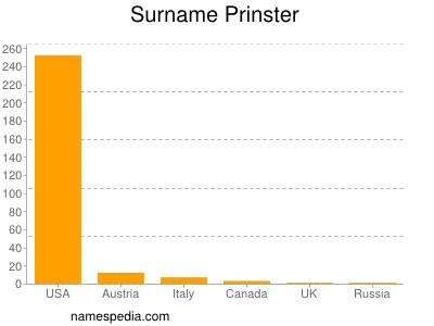 Surname Prinster