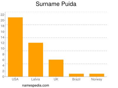Surname Puida