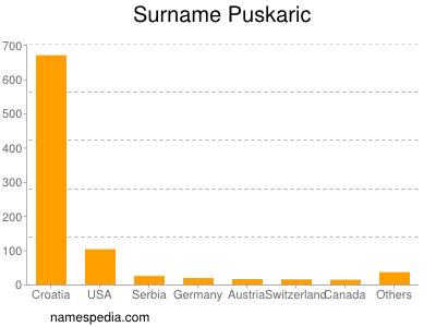 Surname Puskaric