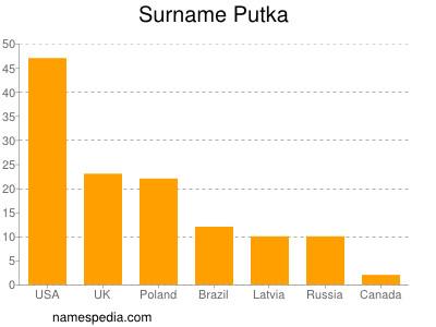 Surname Putka